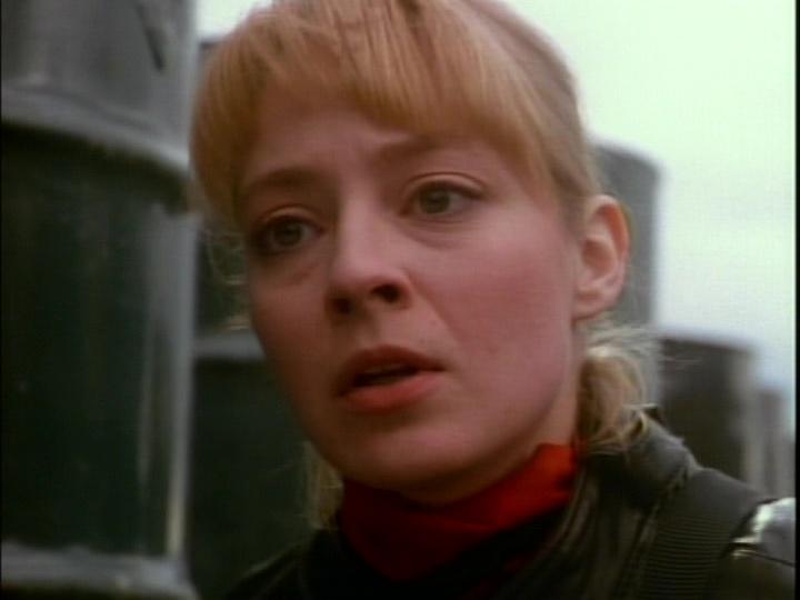 Ilse von Glatz in War of the Worlds (1988)