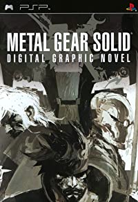 Primary photo for Metal Gear Solid: Digital Graphic Novel