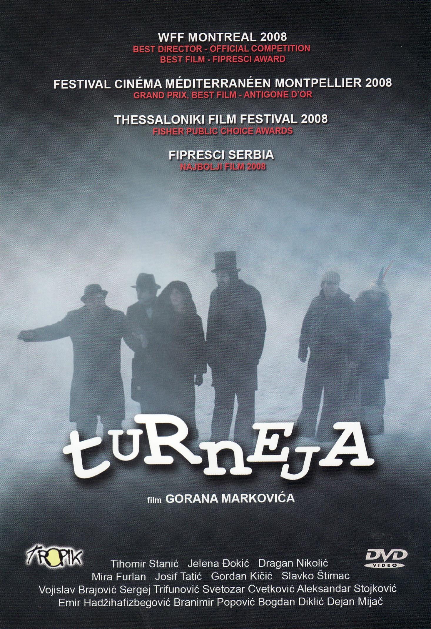 Turneja (2008)