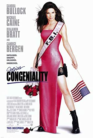 Miss Congeniality Poster Image