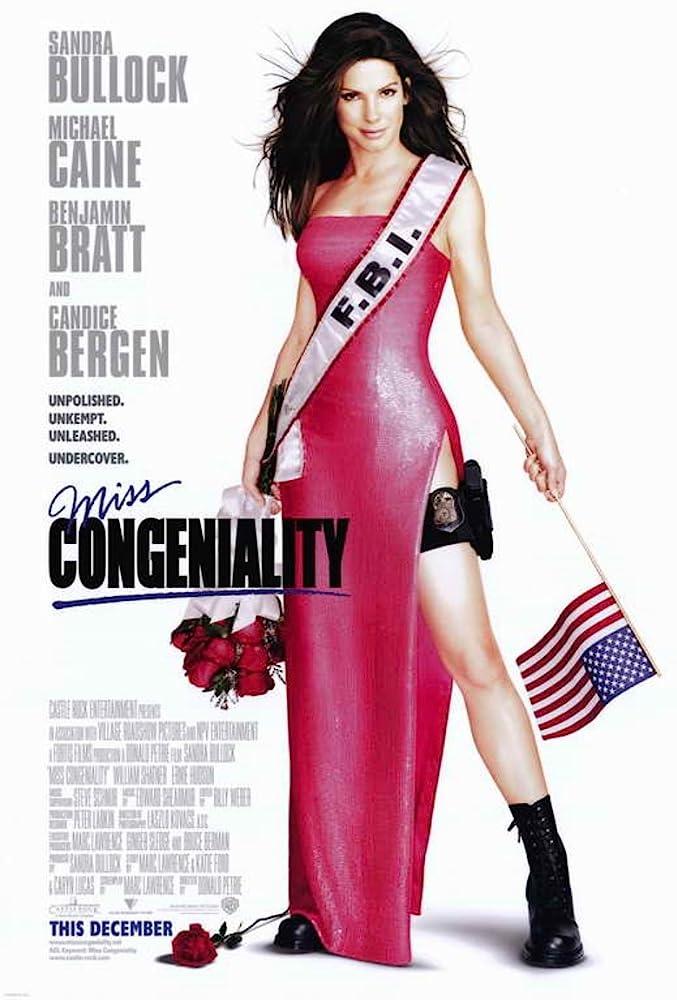 Sandra Bullock in Miss Congeniality (2000)