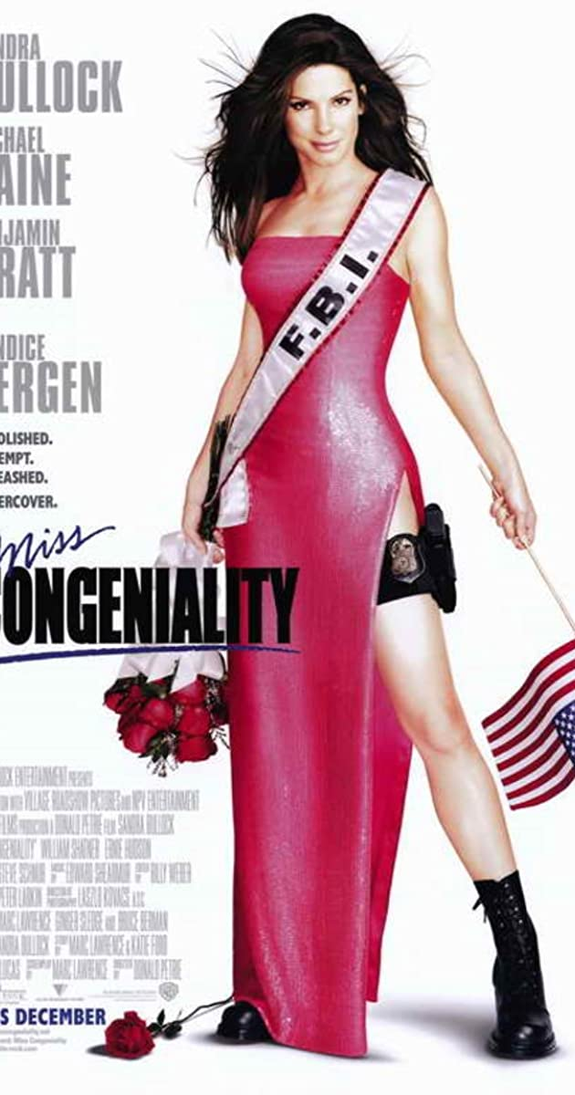 Subtitle of Miss Congeniality