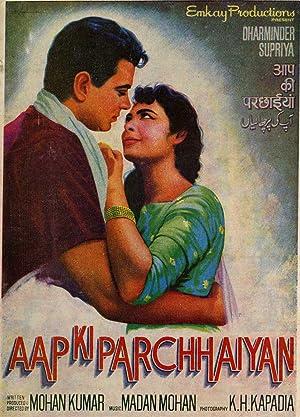 Aap Ki Parchhaiyan movie, song and  lyrics
