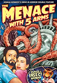 The Menace with Five Arms Poster
