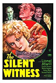 The Silent Witness Poster