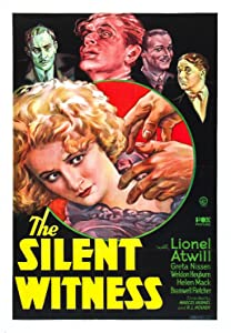 Movie to watch online for free The Silent Witness [480x360]