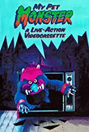 My Pet Monster Poster