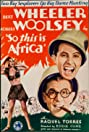 So This Is Africa (1933) Poster