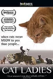 Cat Ladies Poster