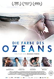 Die Farbe des Ozeans Poster