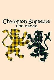 Champion Supreme Poster