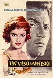 A Glass of Whiskey Poster
