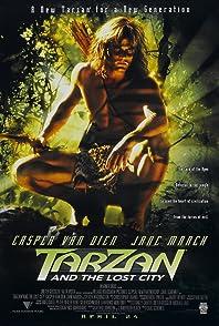 Tarzan and the Lost Cityทาร์ซาน ผ่าขุมทรัพย์ 1,000 ปี