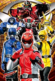 Tokumei Sentai Go-Busters Poster