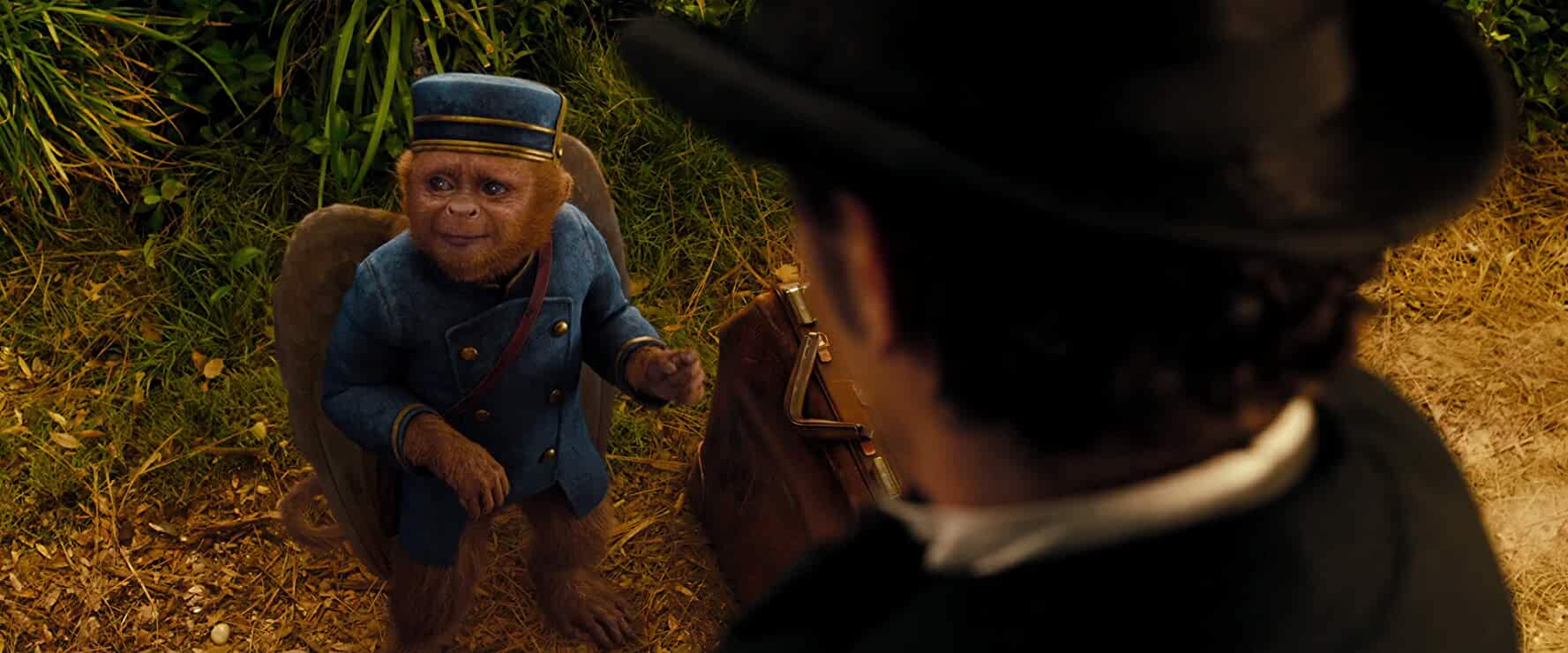 Zach Braff in Oz the Great and Powerful (2013)