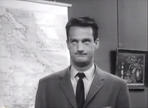 Marc Favreau in Les enquêtes Jobidon (1962)