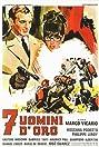 7 uomini d'oro (1965) Poster