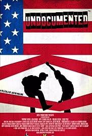UNDOCUMENTED (una pelicula by Justin Malone) Poster