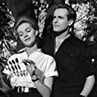 Joachim Hansen and Maria Perschy in Lebensborn (1961)