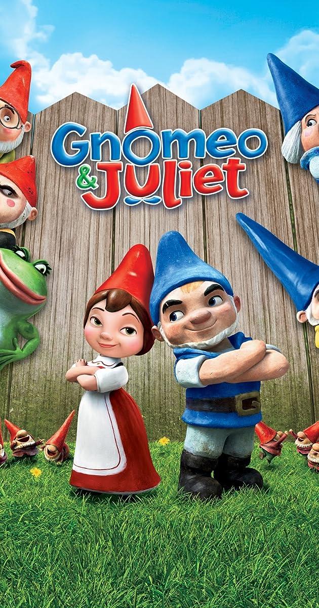 Subtitle of Gnomeo & Juliet