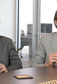 Landon Ashworth and Thomas Gooding in Human Resources (2015)