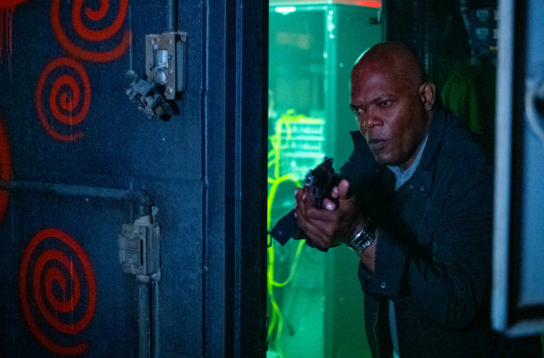 Samuel L. Jackson in Spiral: From the Book of Saw (2020)