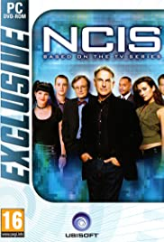 NCIS Video Game Poster