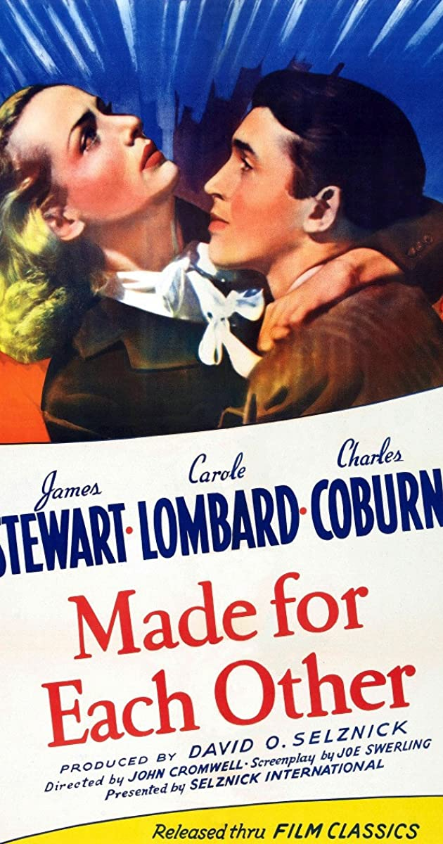 Made For Each Other 1939 Made For Each Other 1939