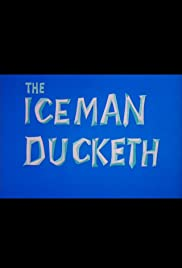 The Iceman Ducketh Poster