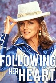 Following Her Heart Poster