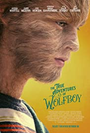 The True Adventures of Wolfboy Poster