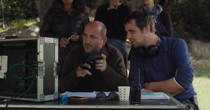 Sezgi Mengi and Murat Kiliç in A Hard Day In The Empire (2019)