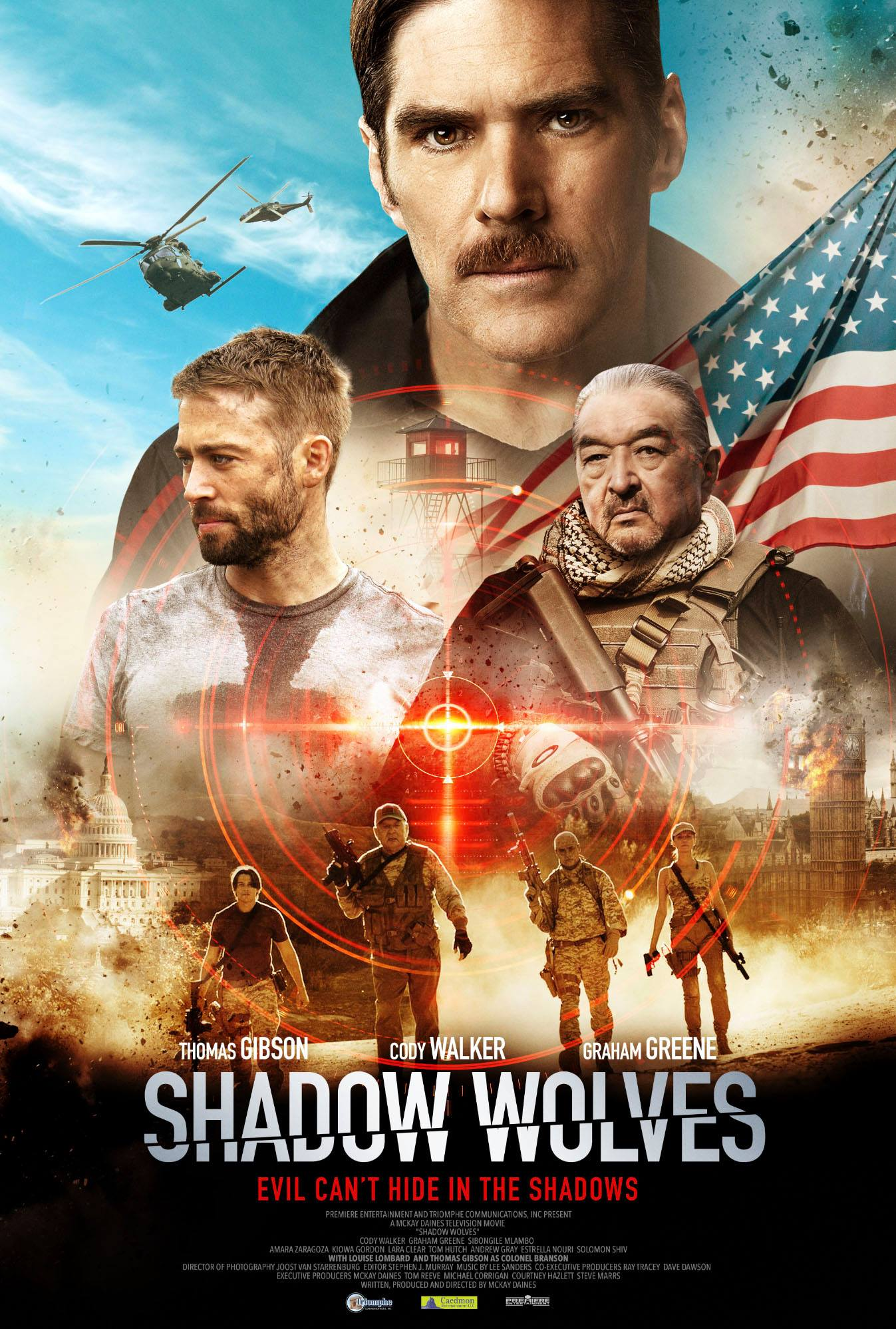 Shadow Wolves (2019) - IMDb