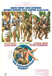 The Extraordinary Seaman (1969) Poster - Movie Forum, Cast, Reviews