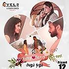 Sunaina, Amitash Pradhan, and Megha Akash in Kutty Story (2021)