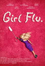 Girl Flu. Poster