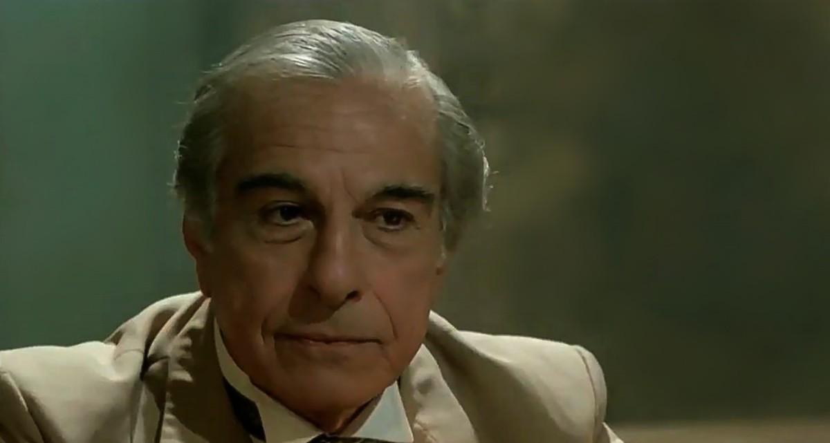 Juan Carlos Lamas in La rosales (1984)