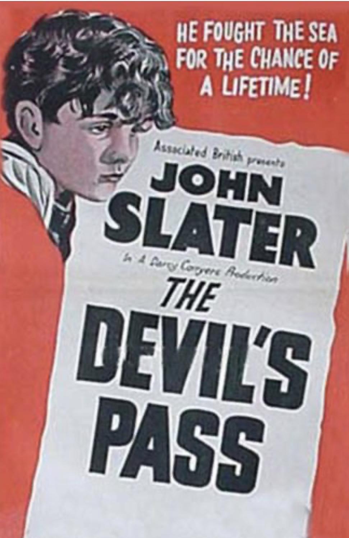 The Devil's Pass (1957)