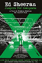 Ed Sheeran: Jumpers for Goalposts Poster