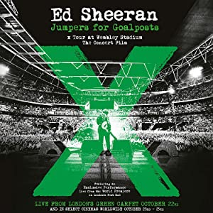 New movies downloads mp4 Ed Sheeran: Jumpers for Goalposts by none [480x640]