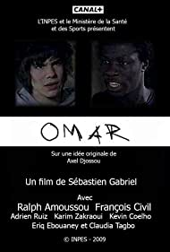 Ralph Amoussou and François Civil in Omar (2009)