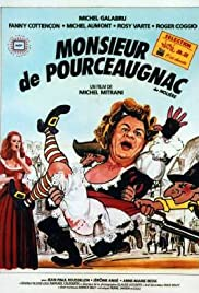 Monsieur de Pourceaugnac Poster