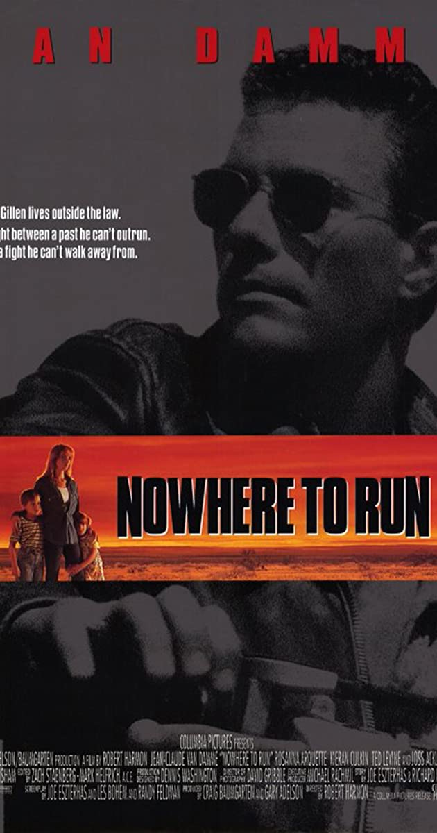 Subtitle of Nowhere to Run