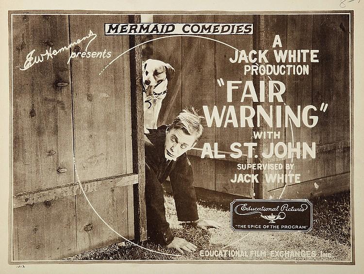 fair warning 1925