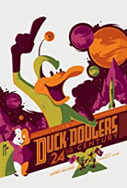 Duck Dodgers in the 24½th Century Poster