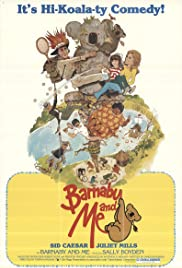Barnaby and Me Poster