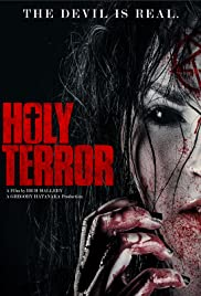 Holy Terror Poster