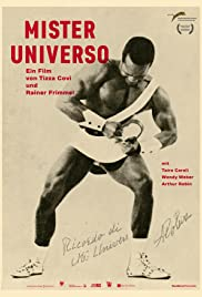 Mister Universo Poster