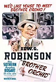 Brother Orchid (1940) Poster - Movie Forum, Cast, Reviews