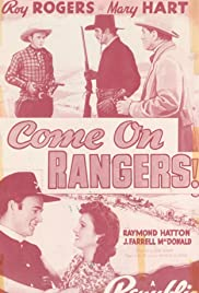 Come on, Rangers! Poster